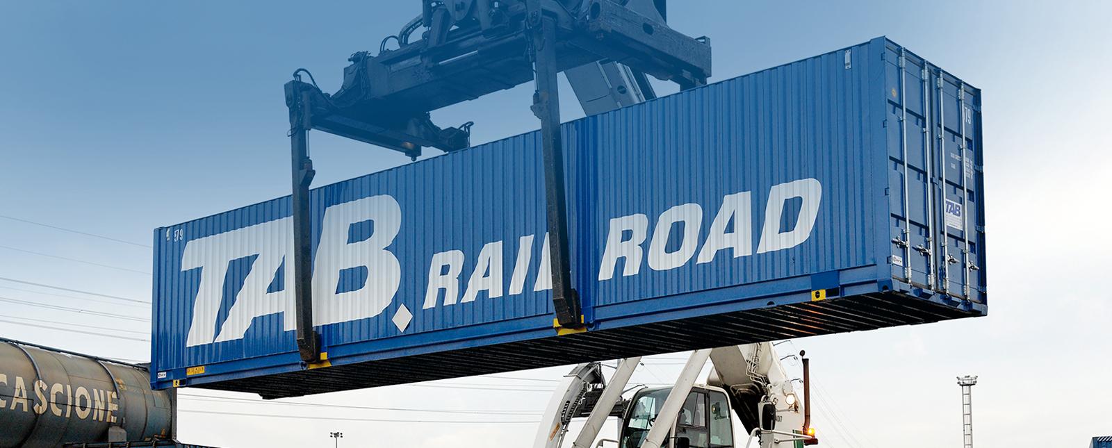 Leader du Transport Combiné Rail Route